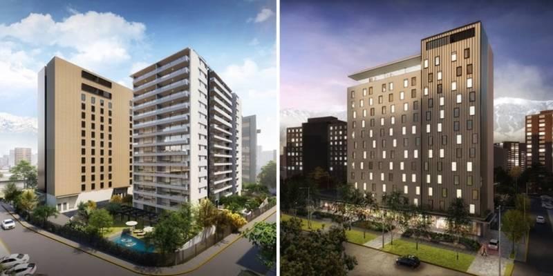 Project in focus: Hampton by Hilton Santiago Las Condes
