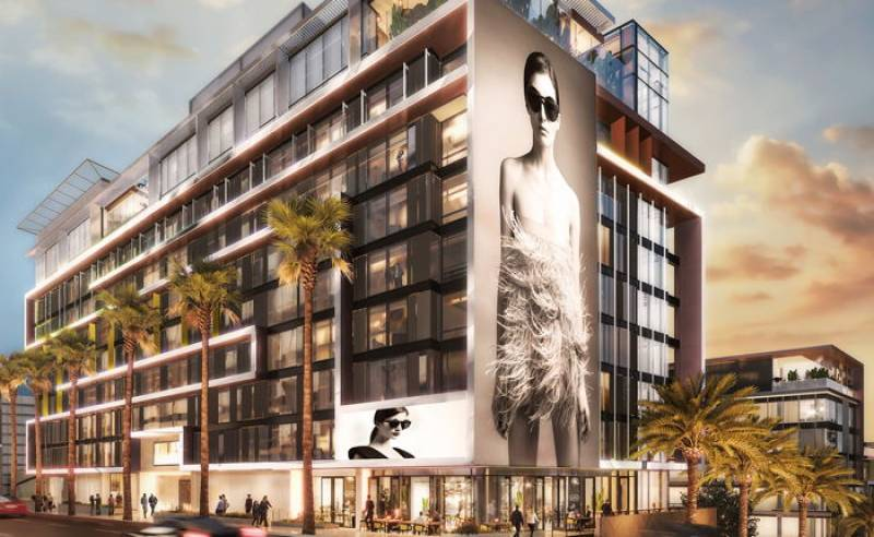 Pendry West Hollywood Hotel Opens