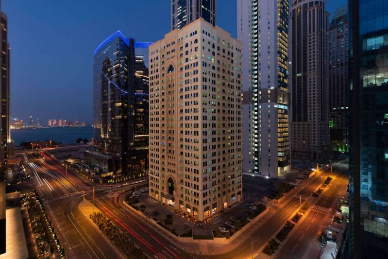 Marriott Executive Apartments City Center Doha to offer sophisticated longer stays in the heart of the city