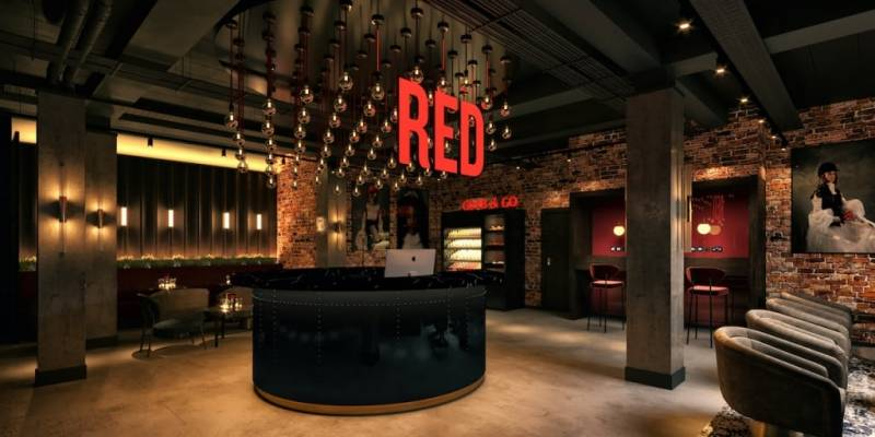 Radisson Red gears up to land at Gatwick Airport