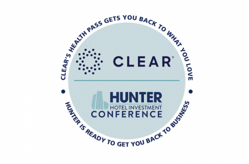 Hunter Hotel Investment Conference to Use CLEAR's Health Pass