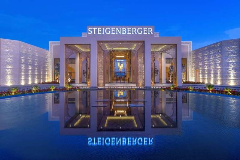 Steigenberger Ras Soma Five-Star Luxury Resort On The East Coast Of Egypt Is Open