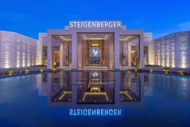 Steigenberger Ras Soma Five-Star Luxury Resort On The East Coast Of Egypt Is Open