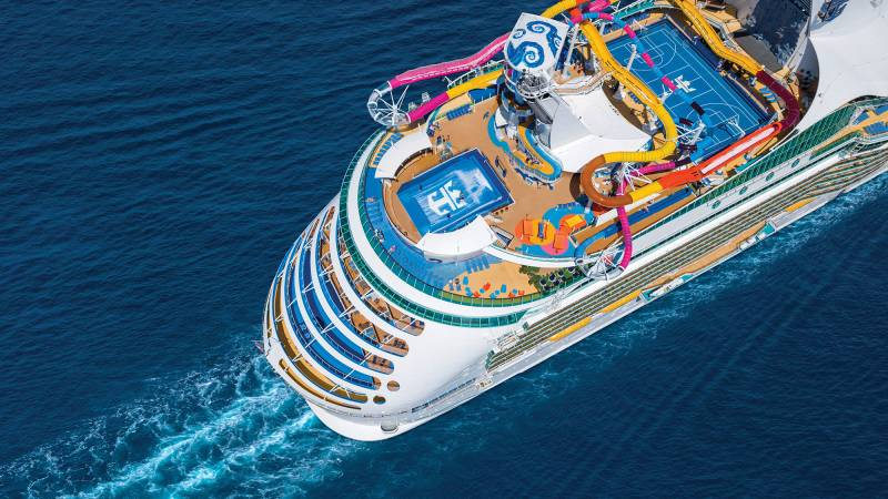 Navigator of the Seas to arrive in LA seven months early