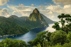 St Lucia is encouraging travelers to stay for six weeks