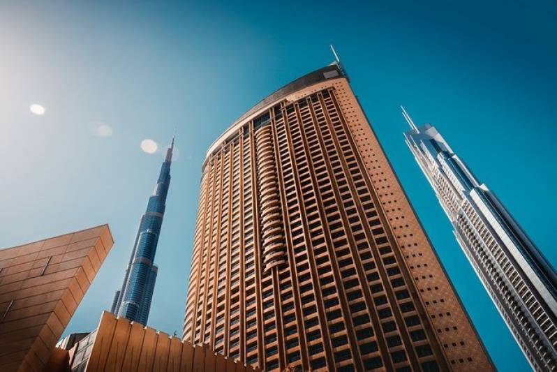 Only China had higher hotel occupancy than the UAE in 2020