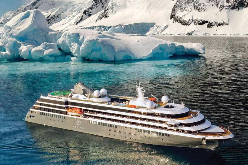 Atlas Ocean Voyages to Offer Complimentary Antarctica Weddings