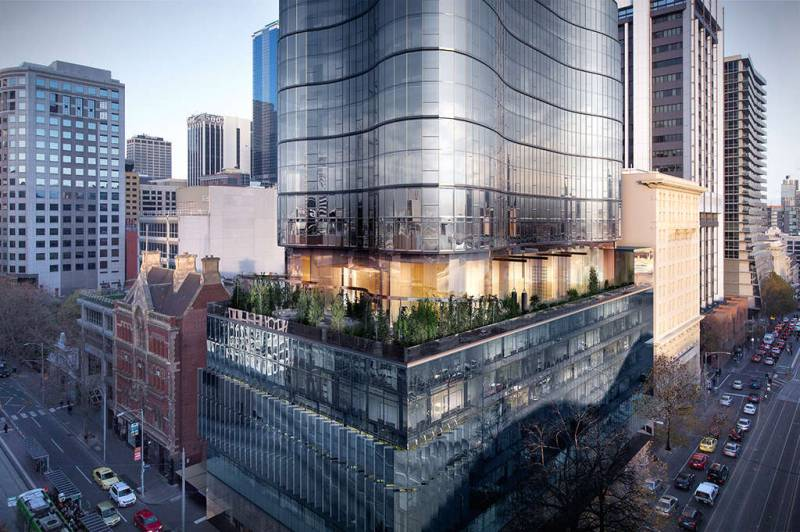 Mövenpick Hotel Melbourne On Spencer To Open May 2021