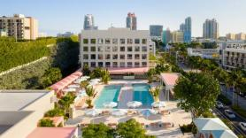 Pharrell hotel collab Goodtime rolls in Miami Beach