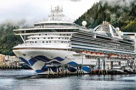 Juneau Residents File Initiatives to Limit Cruise Ship Business
