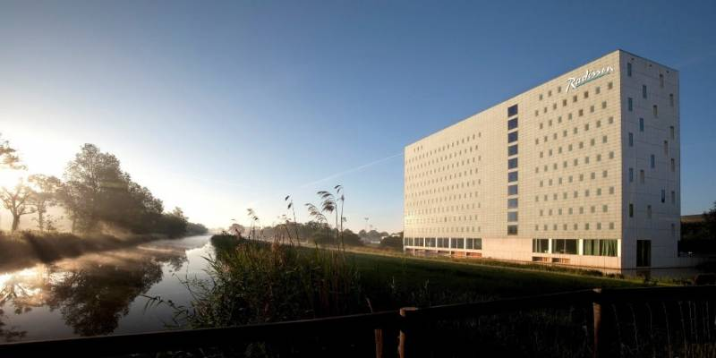 Radisson opens first serviced aparthotel in Western Europe