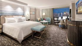 A new wrinkle to room service at MGM's Vegas properties: Covid testing