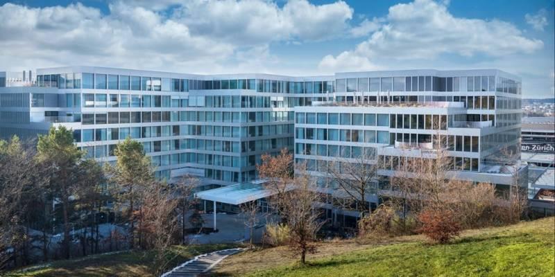 Hyatt Regency Zurich Airport The Circle is now open