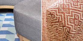 Gancedo's most inspiring textile design at Dolce Sitges Hotel in Barcelona
