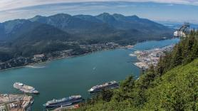 Cruise allies push for a restart. In some ports, critics push back