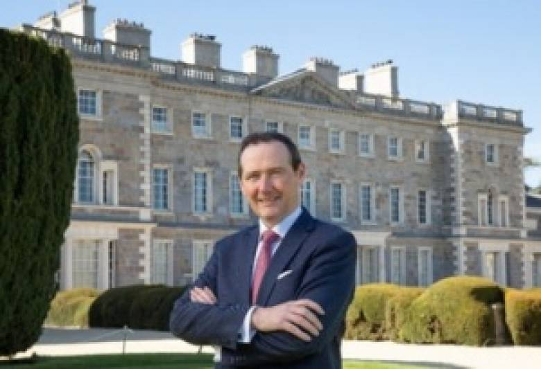 Martin Mangan appointed General Manager of Carton House