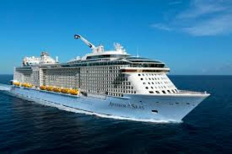 Royal Caribbean reports $1.1 billion loss for first quarter of 2021