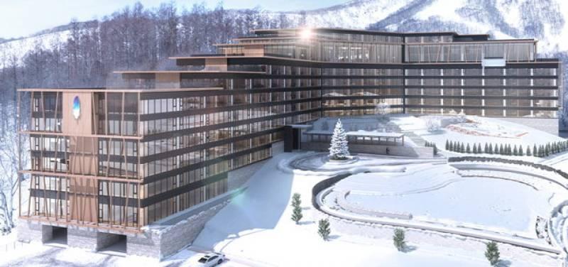 New World La Plume Niseko Resort to Open In 2023