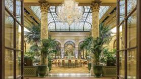 An opening date is set for New York's Plaza Hotel