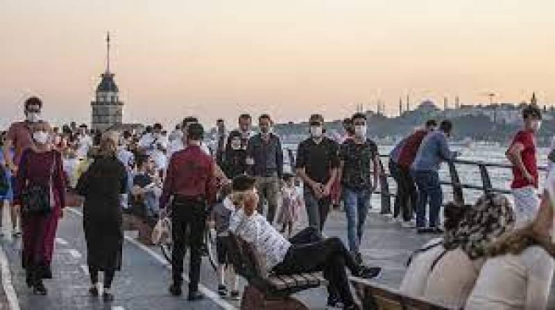 Turkey not taking any chances despite decline in virus cases