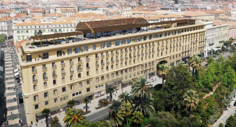 Minor Hotels Announces The Anantara Plaza, The Future 5* Hotel In Nice