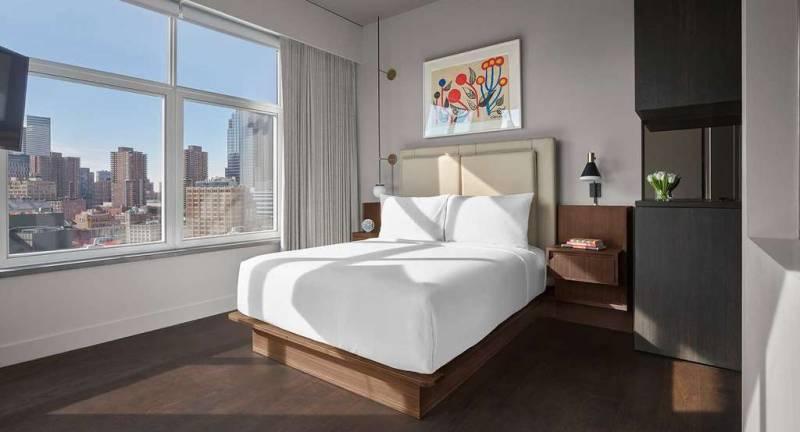 ModernHaus SoHo, A New Forward-Thinking Luxury Hotel, To Open Today In NYC's SoHo Neighborhood