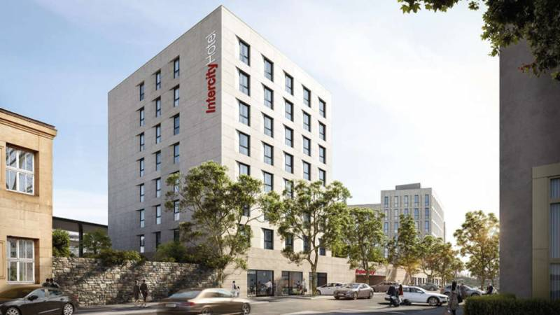 IntercityHotel continues to grow and is coming to Karlsruhe, Germany in 2023