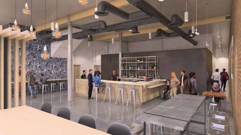 """SOVA """"The Social Hotel"""" Readies For Summertime Debut In Downtown Dallas"""