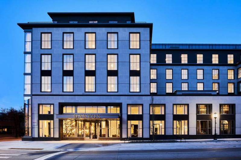 Daxton Hotel And Its Restaurant Madam Officially Welcomes Guests In Birmingham, Michigan