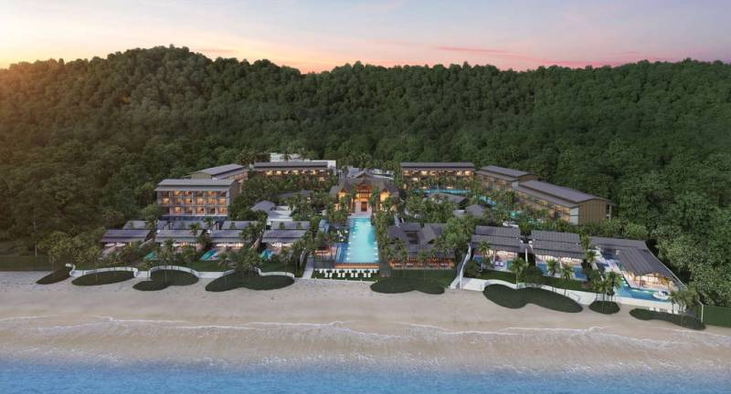 IHG Hotels & Resorts Expands The Kimpton Brand In South East Asia With The Signing Of Kimpton Koh Samui