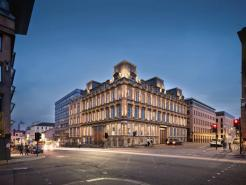 Rogue City Hotel Group locks in £21m funding as construction continues on sites in Glasgow and Cambridge