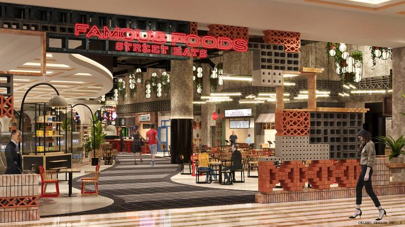 Resorts World Las Vegas deals foodies a full house of dining options