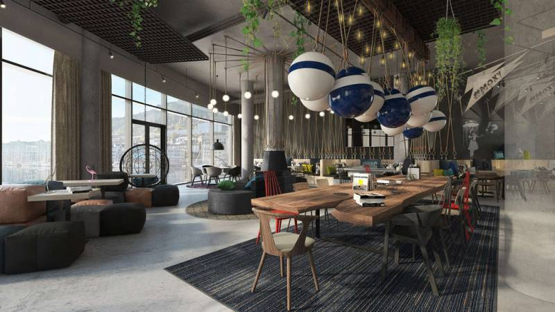 Moxy Hotels Opens In Bergen With Style