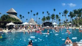 Dispatch, Punta Cana: Getting back to business — with a splash of downtime