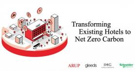 New Research Shows New Net Zero Model Brings Benefits for Hotel Sector