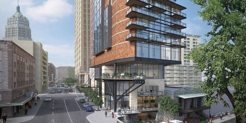 San Antonio welcomes new Canopy by Hilton hotel