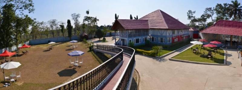 Manohari Tea Resort: Unforgettable stay amid Assam's mystical tea estate