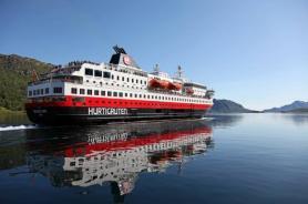 Hurtigruten Makes Huge Investment in Batteries and Biofuel