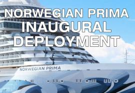Here's the Inaugural Deployment of the New Norwegian Prima