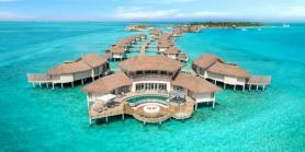Design concept: InterContinental Maldives Maamunagau Resort