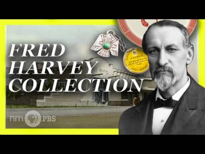 Fred Harvey Collection NMPBS COLORES