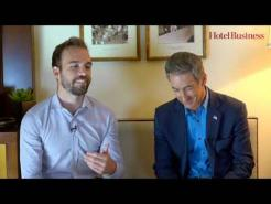2018 Lodging Conference Live! Interview with Bob Rauch and Cameron Lamming
