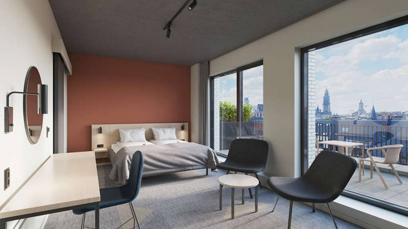 Norwegian Hotel Chain Citybox Is Opening A New Hotel In Antwerp