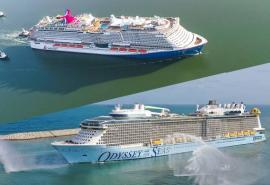 New Carnival and Royal Caribbean Ships Are Heading to Florida