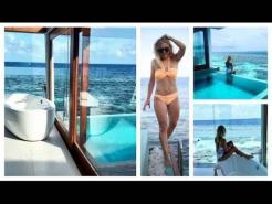 THE BEST HOTEL IN THE MALDIVES!? Kandolhu Resort Maldives; Visiting The Maldives EmTalks