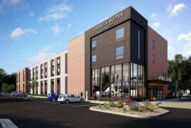 Atwell Suites Denver Airport – Tower Road Is Under Construction