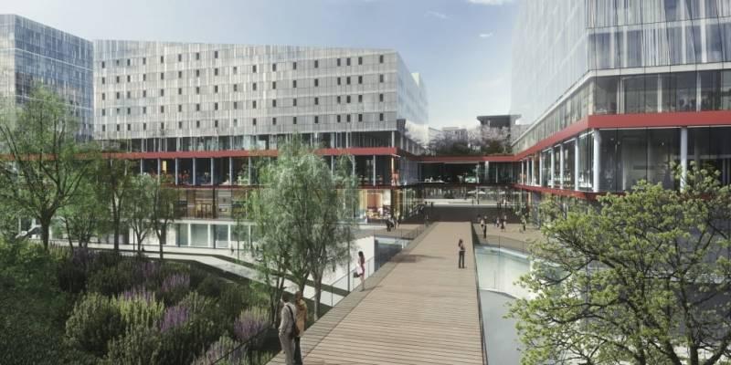 Project in focus: Adina Apartment Hotel Geneva