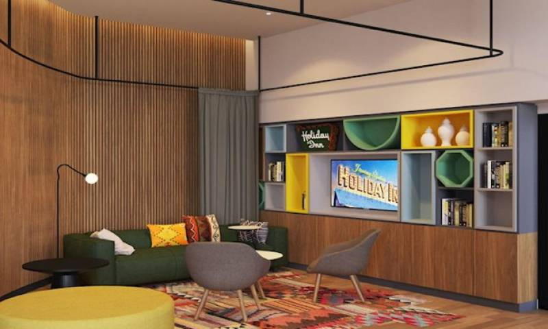 Holiday Inn Opens Its First Hotel in Yerevan, Armenia