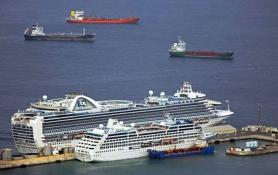 """Gibraltar message to the cruise industry, """"we're back in business"""