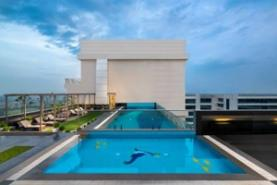 Lemon Tree Hotels won award for its 67 hotels in India and 1 in Dubai